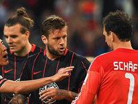 Nach Russ-Drama: Eintracht in Relegation nur 1:1 gegen N�rnberg