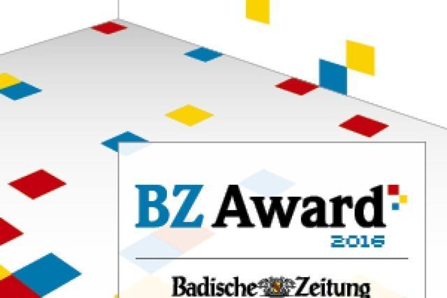 Die Teilnahmebedingungen für den BZ Award 2016