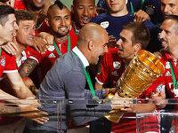 Bayern gewinnt DFB-Pokal im Elfmeterschie�en
