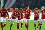 Fotos: So ausgelassen feierten die Bayern nach ihrem Pokalsieg