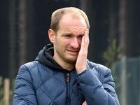 Trainer Benjamin Gallmann verl�sst den TuS Bonndorf
