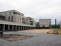 Neubaugebiet: Einzelh�ndler meiden den Mozartplatz