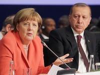 Merkel: Keine Visafreiheit f�r T�rken ab 1. Juli