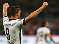 1:0 in N�rnberg: Eintracht Frankfurt bleibt erstklassig