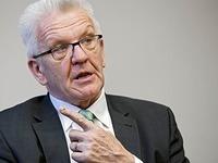 Asylpolitik: Welche Chancen hat Kretschmanns Konzept?