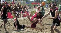 Handballer des TuS Altenheim huldigen seit 30 Jahren der trendigen Spielform