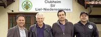 Erstmalige Sommer-Fu�ballschule in Liel