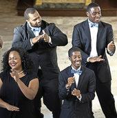 Weltklasse-Chor auf Stippvisite