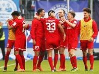 W�rzburger Kickers steigen in Zweite Bundesliga auf