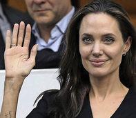 Angelina Jolie wird in London Gastprofessorin