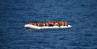 Fl�chtlinge kommen nun verst�rkt aus Libyen