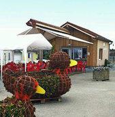 FLUCHTPUNKT: Nudel-Paradies am Kanal-Radweg