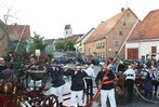 Fotos: Historische Feuerwehrübung in Unadingen