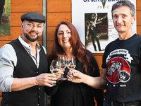 Eichstetten trifft auf Metal-Legende: Ein Wein f�r Geoff Tate