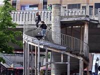 Keine Sanierung f�r die Treppe am Konzerthaus