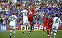 Wolfsburg verpasst den dritten Titel