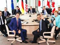 G-7-Gipfel in Japan: Keine gemeinsame Linie erkennbar