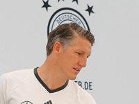 Bastian Scheinsteiger: Wieder gesund, aber nicht fit