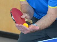 Martin Frey ist Deutscher Meister im Seniorentischtennis