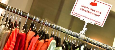 Einzelh�ndler forden mehr H�rte gegen Ladendiebe