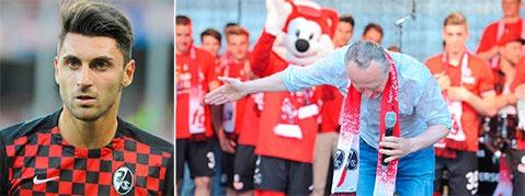 Wer kommt, wer bleibt? SC Freiburg r�stet f�r Erste Liga