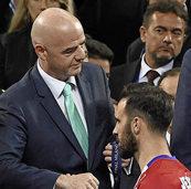 Fifa-Komplott gegen Chefaufseher Domenico Scala?