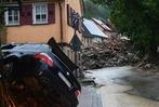 Fotos: Unwetter richtet im S�den schwere Sch�den an – vier Menschen sterben