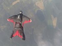 Extremsport-Unfall: Wingsuit-Springer kollidierten vor Sturz