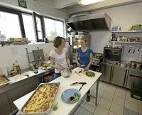 """Crowdfunding-Projekt: """"Pausenraum""""-Caf� wird rege genutzt"""
