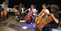 Meisterhaftes Cello