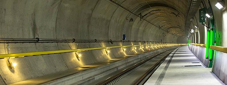 Festakt f�r ein Jahrhundertwerk: Der neue Gotthard-Tunnel wird er�ffnet