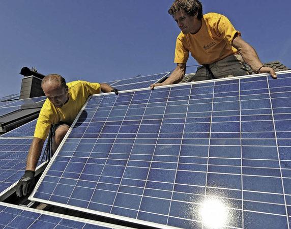 umwelt natur solarenergie fragen und antworten zu photovoltaik und solarthermie badische. Black Bedroom Furniture Sets. Home Design Ideas