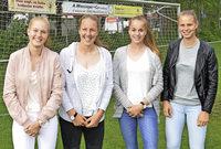 Starke Talente des SC Freiburg: Quartett im Team des U17-Europameisters