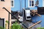 Fotos: Hoffen und Bangen nach Hochwasser in Bayern