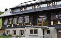 Geschecktes B�rgerhaus