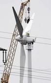 H�ngepartie bei Windkraft in Oberried