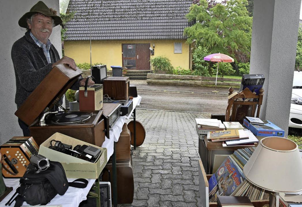 DIe Bürger Heuweilers machten ihr Dorf...ers ist die Veranstaltung ein Erfolg.   | Foto: Andrea Steinhart