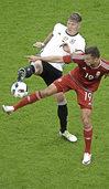 Immer sch�n langsam: So lief das letzte Testspiel der DFB-Elf
