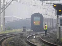 Mindestens drei Tote bei Zugungl�ck in Belgien