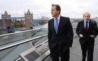 David Cameron und Boris Johnson: Ziemlich beste Feinde