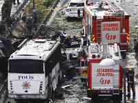 Istanbul: Anschlag auf Polizeibus – mindestens 11 Tote