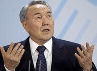 In Kasachstan haben Rebellen den Aufstand geprobt