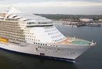 """Fotos: """"Harmony of the Seas"""" – das gr��te Kreuzfahrtschiff der Welt"""