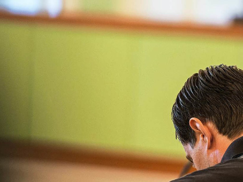 Verurteilter MEK-Beamter Timo A.  | Foto: dpa