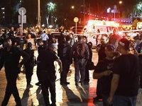 Drei Tote bei Anschlag in Tel Aviv – Zwei Attent�ter au�er Gefecht gesetzt