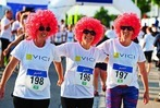 Fotos: Businessrun in Freiburg mit 700 Startern