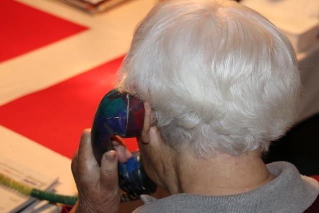 Enkeltrick in Südbaden: Betrüger geben sich als Polizisten aus