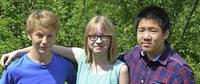 LEUTE IM LANDKREIS: Junges Trio f�r Alte Musik