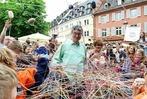 Fotos: Jugend im Rathaus Freiburg