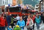 Fotos: Aktionstag zu 150 Jahren Feuerwehr Waldkirch